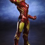 iron man Marvel NOW red 02