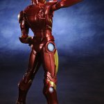 iron man Marvel NOW red 03