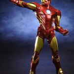 iron man Marvel NOW red 04