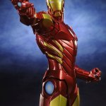 iron man Marvel NOW red 05