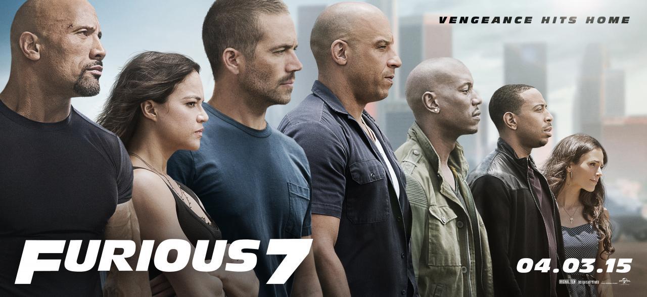 furious 7 box office mojo 2