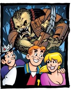 Archie predator art