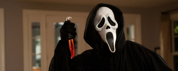 Scream banner