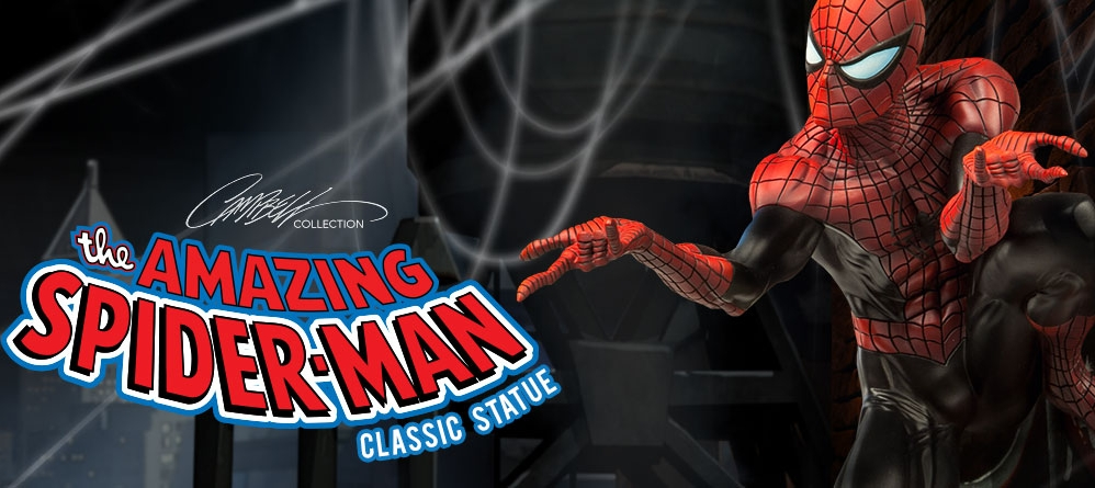 Spiderman classic jscottcampbell banner