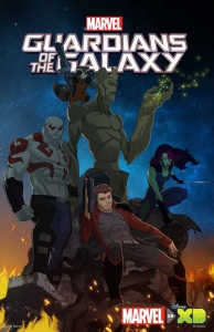 GOTG animated poster