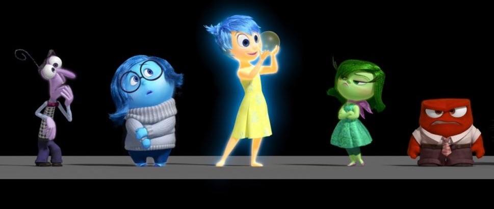 Inside out Pixar image