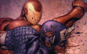 marvel civil war 01