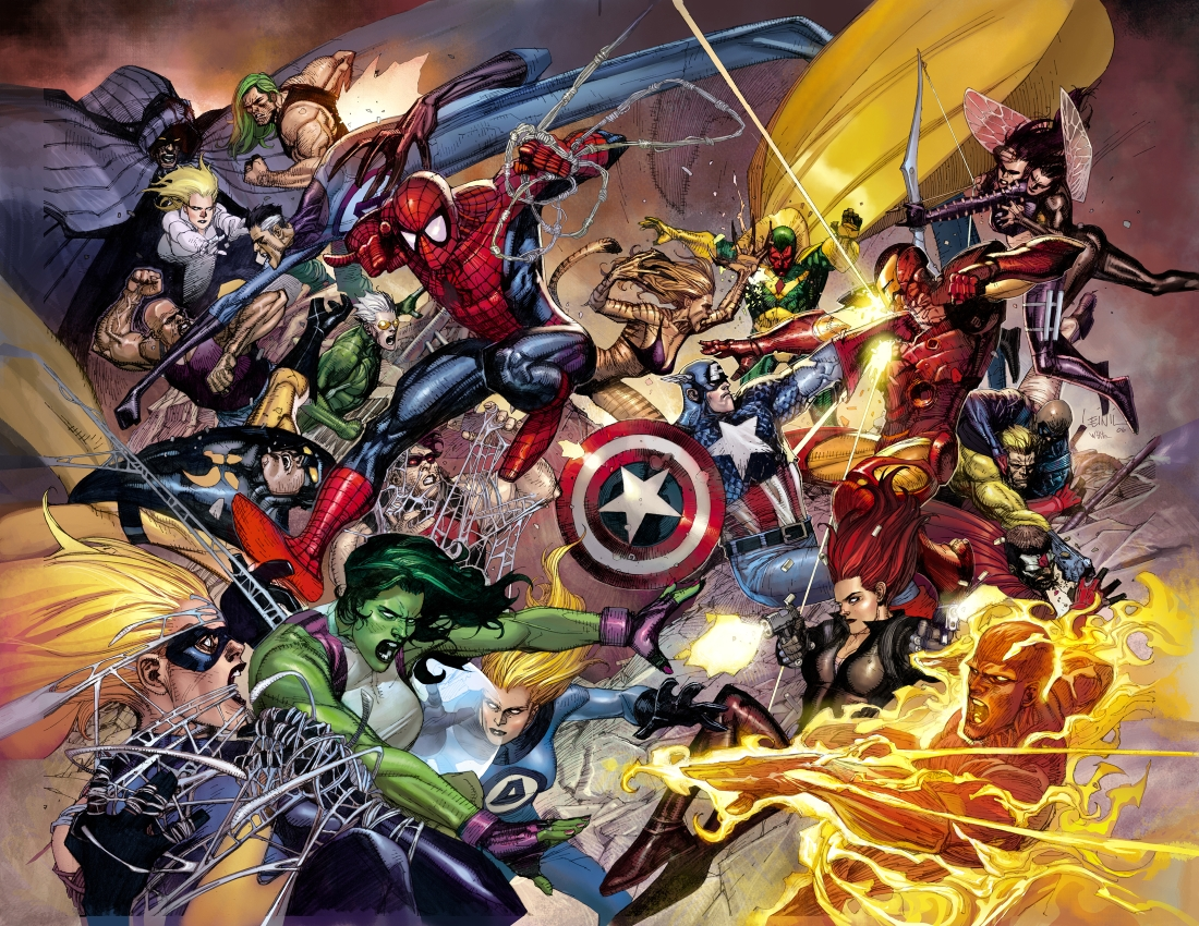 marvel civil war 02