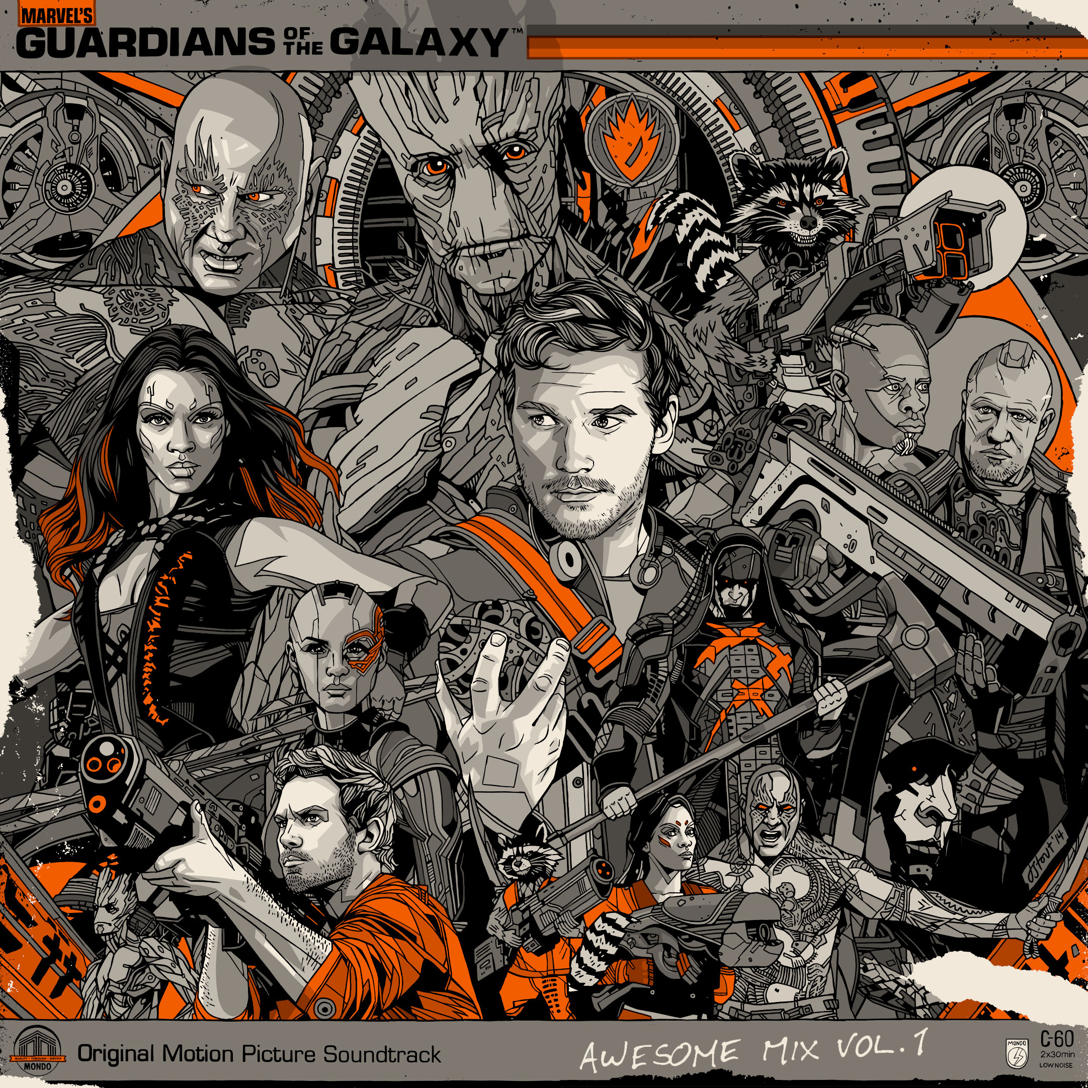 Mondo - Guardians of the Galaxy - OST (Limited Deluxe ...