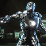 Iron Man Mark II quarter scale 02
