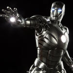 Iron Man Mark II quarter scale 03