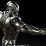 Iron Man Mark II quarter scale 04