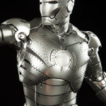 Iron Man Mark II quarter scale 09