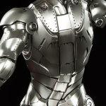 Iron Man Mark II quarter scale 10