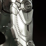 Iron Man Mark II quarter scale 11