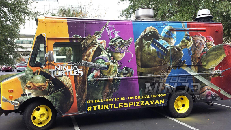 TMNT Van 3