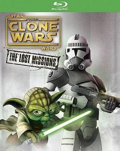 Star Wars clone wars lost files cover