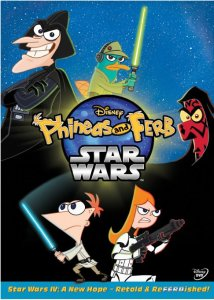 phineasferbstarwars