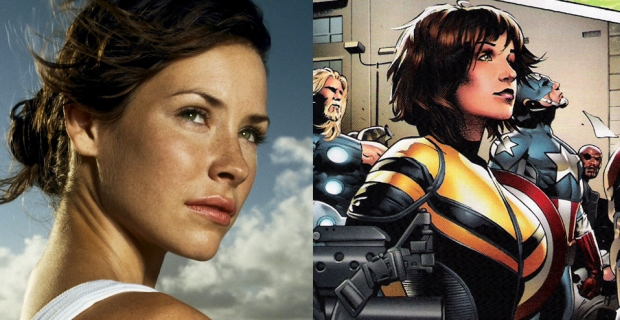 Evangeline Lilly Ant-Man