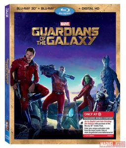 GOTG Target cover