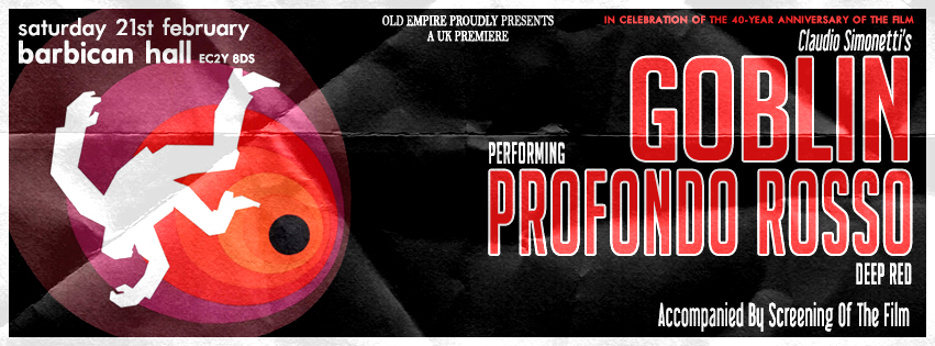 Goblin 21st Feb 2015 FB event cover