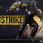 Iron Man Striker HT 05
