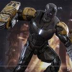 Iron Man Striker HT 07