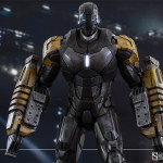 Iron Man Striker HT 08