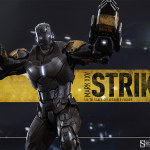 Iron Man Striker HT 09