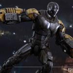 Iron Man Striker HT 10
