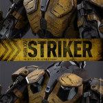 Iron Man Striker HT 14