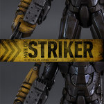 Iron Man Striker HT 15
