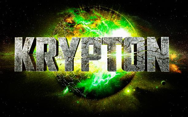 KRYPTON series logo