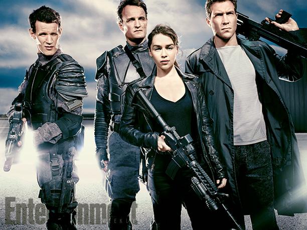 Terminator-cast