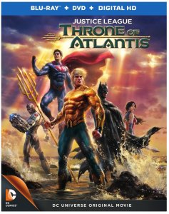 aquaman throne of atlantis cover