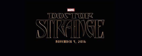 dr strange title
