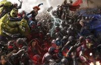 Avengers age of ULTRON layout