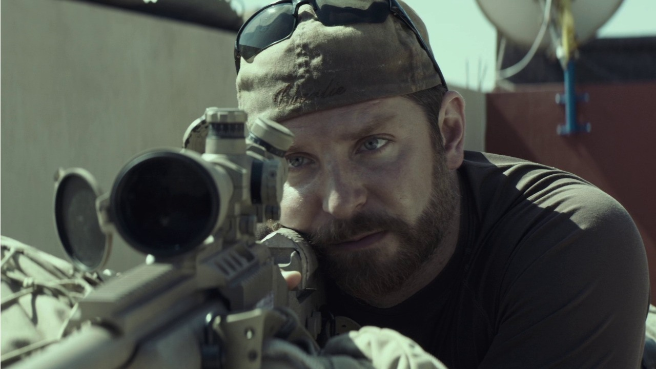 american sniper review I n american sniper, the 34th film to be directed by clint eastwood, chris kyle (bradley cooper) rarely has a clear view of the field of battle as perhaps the most accomplished marksman in.
