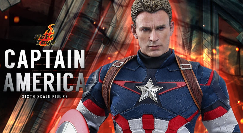 Captain America AOU HT banner