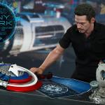 Tony Stark arc HT 06