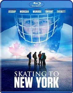 Skating to New York cover