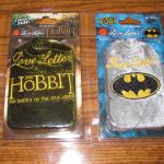 Hobbit and Batman LL