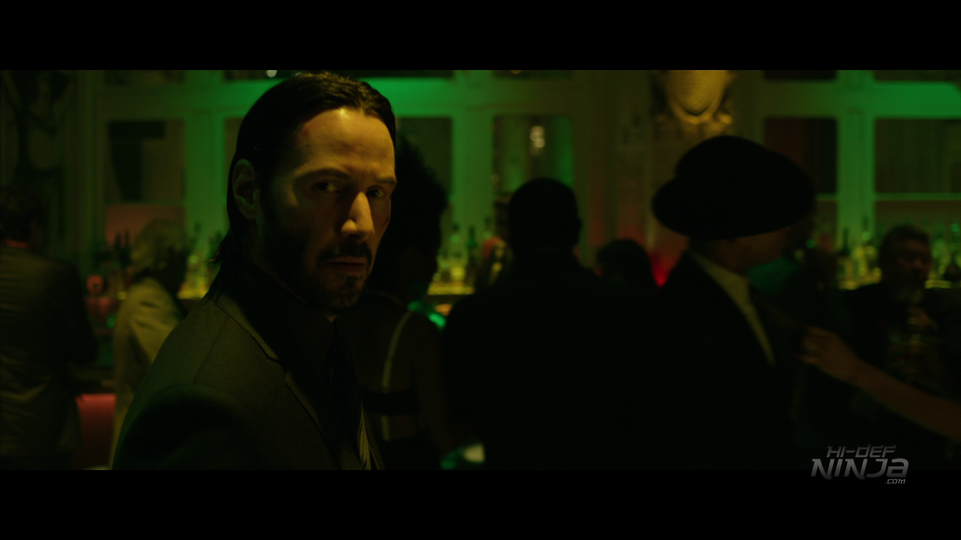 Car In The Beginning Of John Wick
