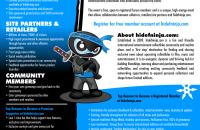 ninja week flyer