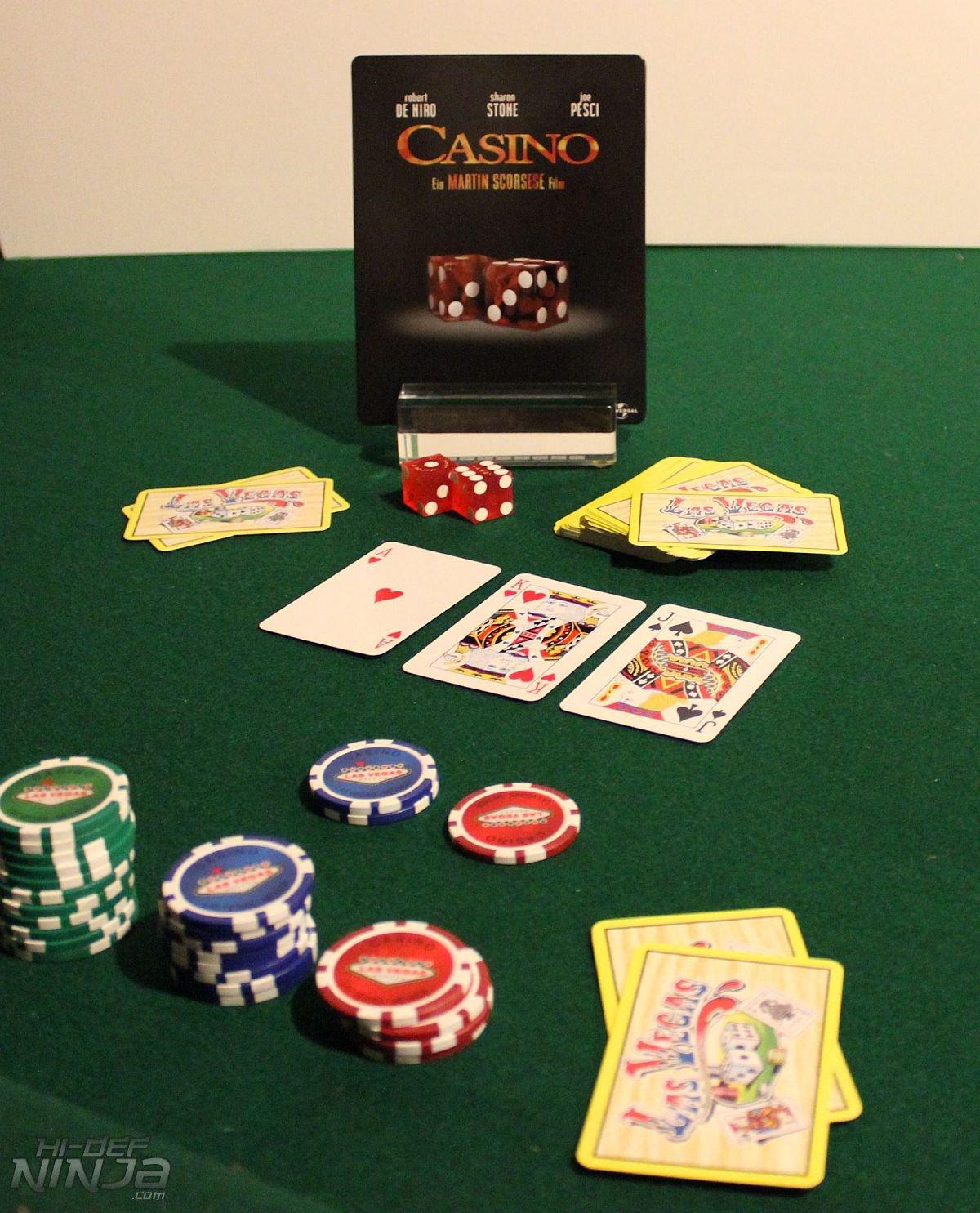 Casino SteelBook