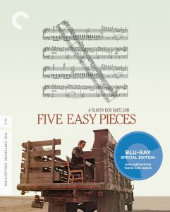 five easy pieces criterion cover