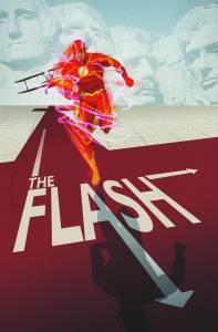 flash #40 movie variant