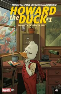 howard the duck issue 1