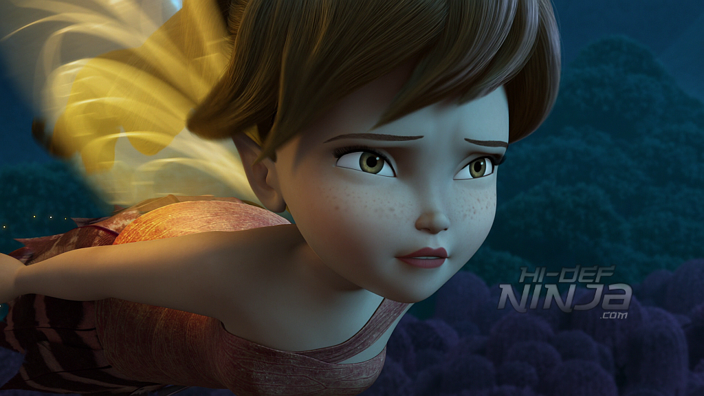 Tinkerbell And The Legend Of The Neverbeast Blu-Ray