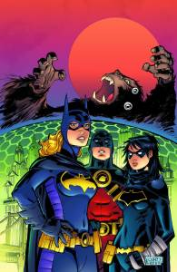 convergence batgirl issue 1